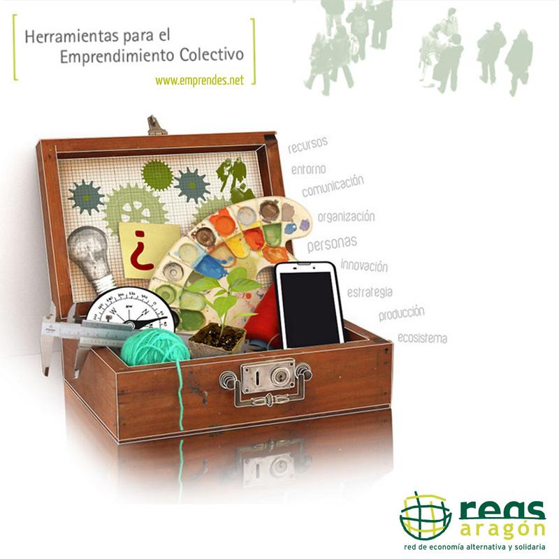 REAS Aragón ofrece servicio de consultoría gratuita a proyectos de emprendimiento social y colectivo
