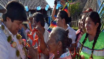 Se intensifica campaña electoral en Bolivia con Morales como favorito