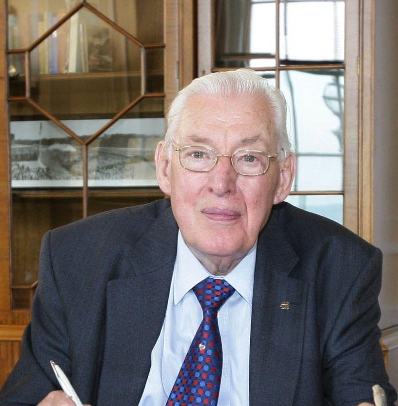 Fallece a los 88 años, Ian Paisley, el exlíder unionista norirlandés