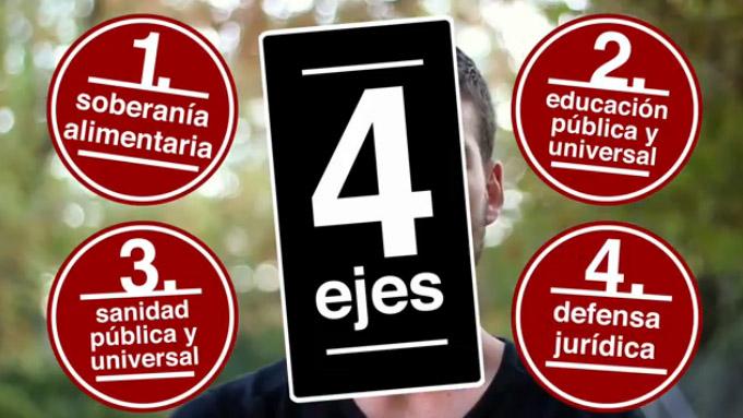 La Red de Solidaridad Popular estrena nuevo local en Zaragoza