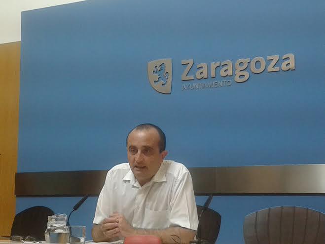 IU pide que se retrotraiga la decisión de Carlos Pérez Anadón de perdonar intereses a promotoras