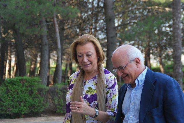 El secretario general de FAES defiende en Tarazona su apuesta por introducir los cambios en la ley electoral