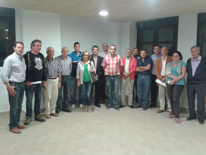 Los municipios afectados por lindano solicitan una reunión con el nuevo consejero de Desarrollo Rural y Sostenibilidad