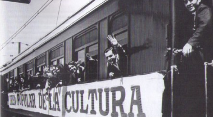 Un documental recupera la política cultural de Salvador Allende