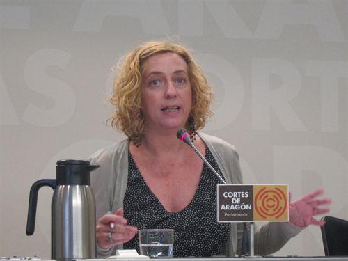 IU pide a Olona que informe de la situación del expediente sancionador la empresa que extrajo áridos del Cinca sin autorización