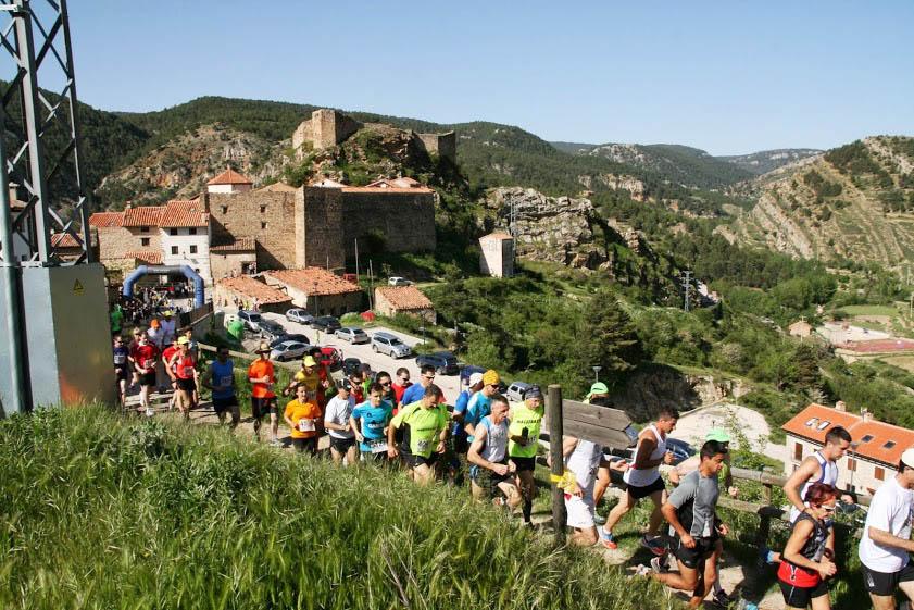 """Linars de Mora organiza la II carrera de Montaña y Marcha Senderista """"La Esquila"""""""