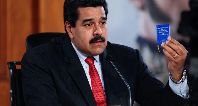 Maduro renueva su equipo de Gobierno para impulsar «cinco grandes revoluciones»
