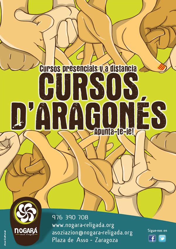 Escuela d'aragonés Nogara ubre o plazo de matricla en os suyos cursos d'aragonés