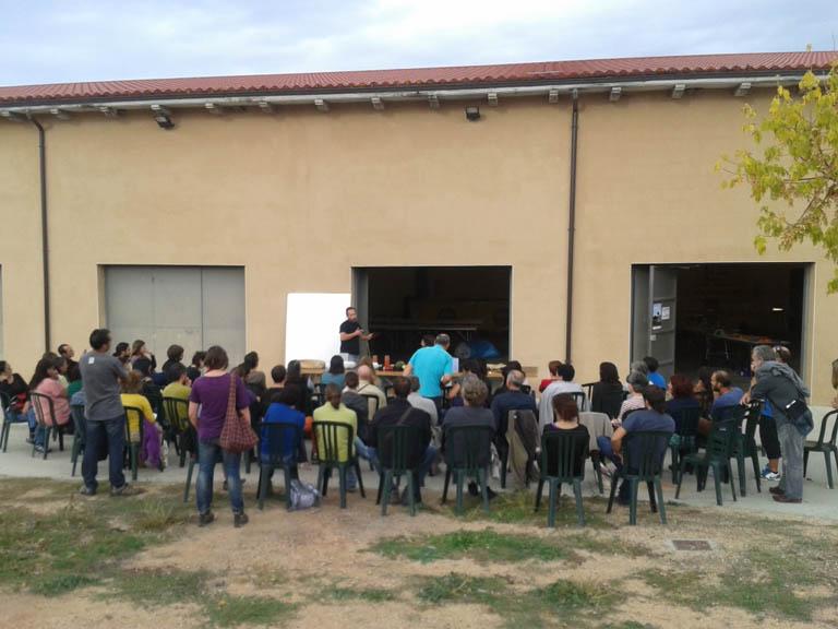 Olba acoge las V Jornadas de la Red de Semillas de Aragón