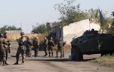 Llegan las primeras acusaciones de violar el alto el fuego en Lugansk y Donetsk