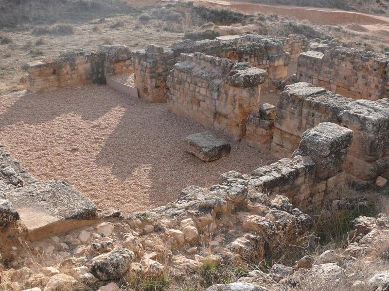 Izquierda Unida reclama medidas urgentes para la mejora, protección y consolidación del patrimonio arqueológico de Aragón