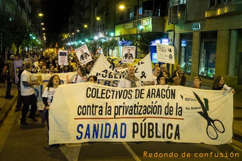 El PSOE continúa con las políticas sanitarias de recortes y privatizaciones del anterior ejecutivo