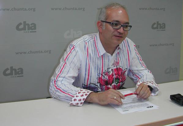 CHA-Uesca pide al Alcalde Luis Felipe que no olvide la reivindicación de contar con una cuarta zona de salud
