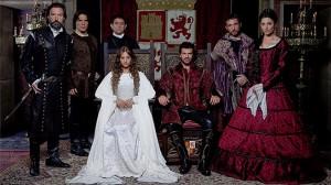 Fotograma de la serie de TVE.