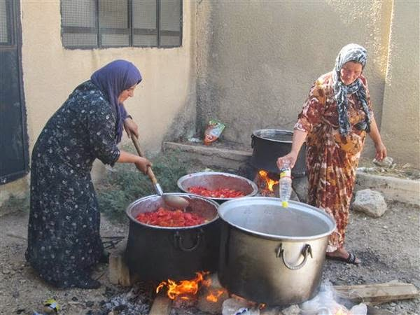 Dêrik, cara y modelo de la revolución de Rojava