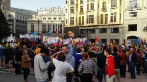 Foto: Marchas 22M