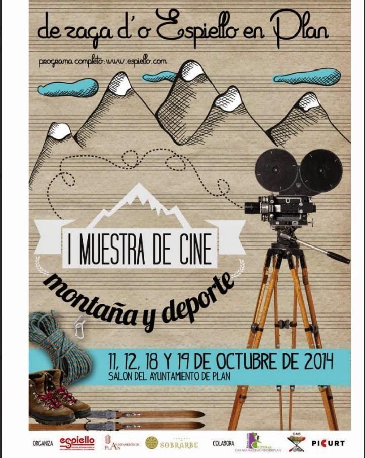 """Este fin de semana arranca en Sobrarbe la I Muestra de cine """"Montaña y Deporte"""""""