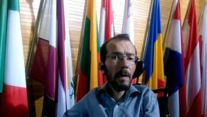 Pablo Echenique. Foto: Podemos