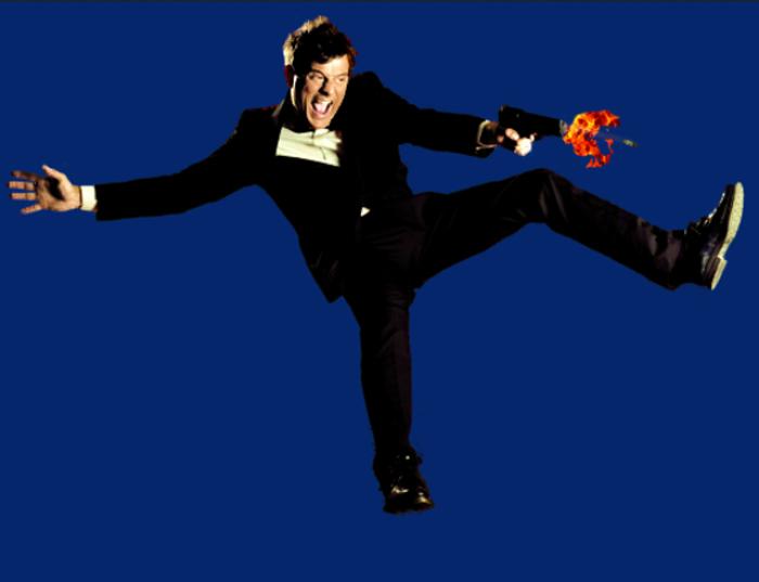 'Action Man': Risas aseguradas, mucha acción y una espectacular interpretación