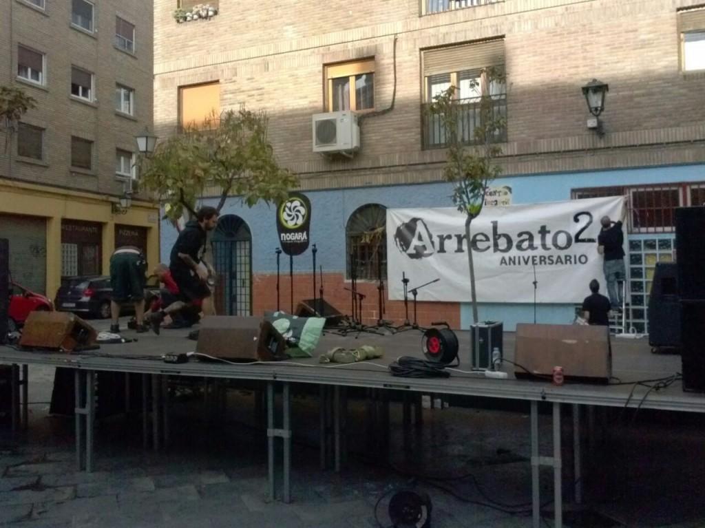 Arrebato celebra sus 20 años con un festival «muy especial»