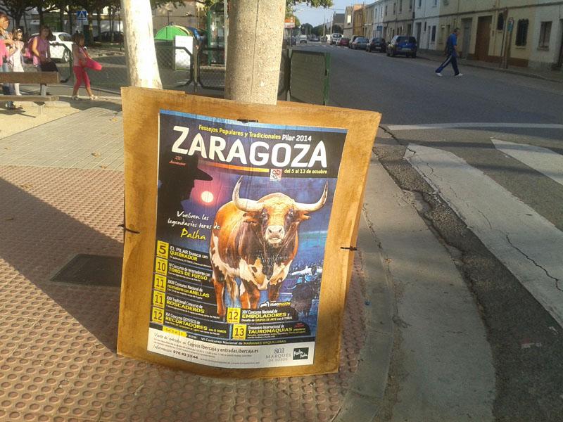IU advierte que los carteles de espectáculos taurinos y del circo podrían vulnerar la ordenanza de protección animal
