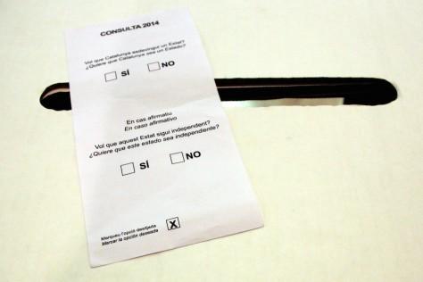 Les urnes del 9-N arribaran a pràcticament tot Catalunya