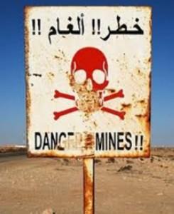 En lo que va de año han muerto tres saharauis a causa de las minas enterradas hace 39 años.