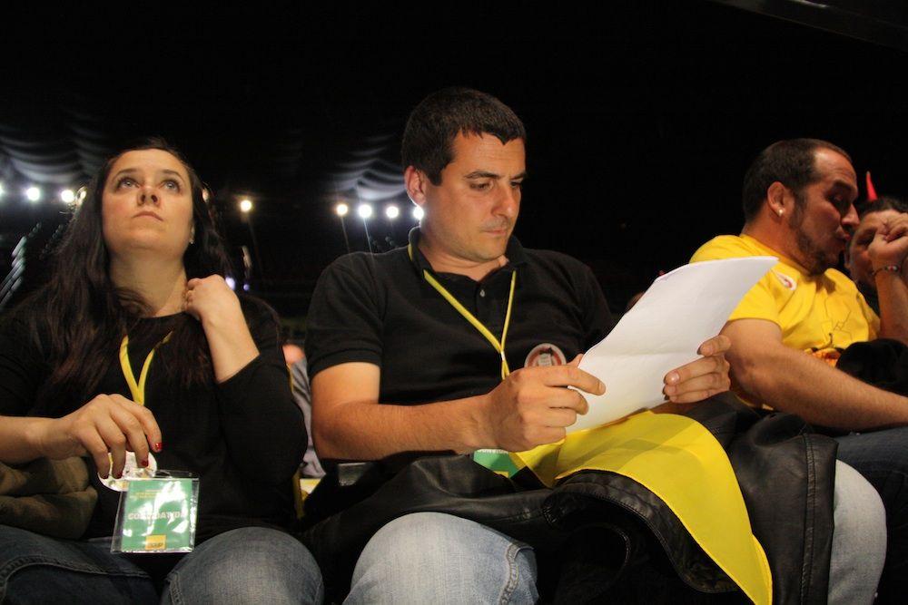 La CUP pone once condiciones para apoyar la consulta independentista del 9N en el escenario actual