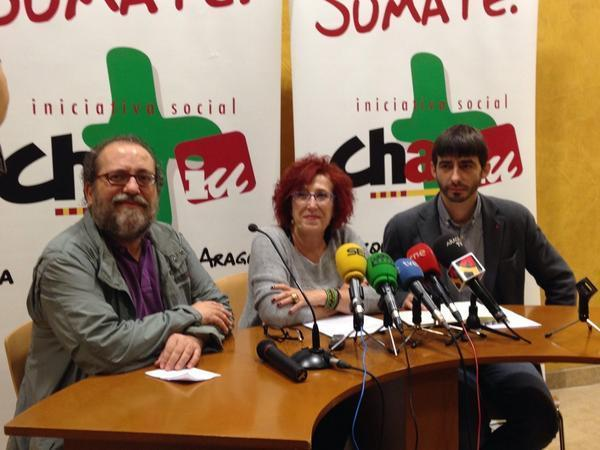 La Izquierda de Aragón presenta 216 enmiendas al proyecto de Ley de PGE