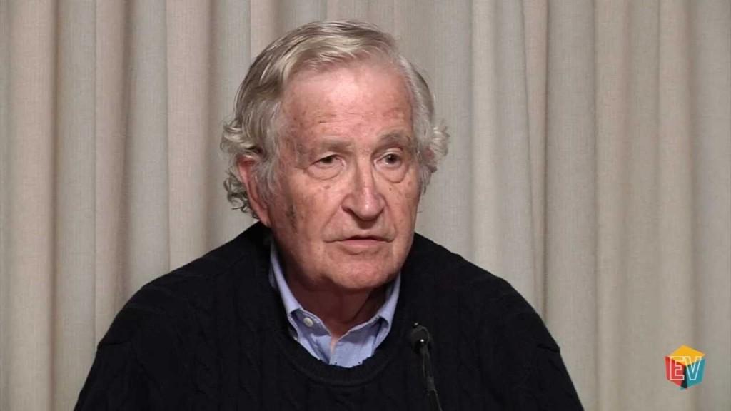 """Noam Chomsky: """"Las guerras de EEUU son los mayores ataques terroristas de la historia"""""""