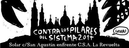 """La Revuelta """"contra los Pilares del sistema"""""""