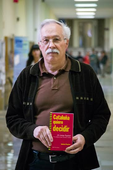 """Jaime Pastor: """"no hay argumentos legales para negar el derecho a decidir, aunque la constitución no lo contemple"""""""