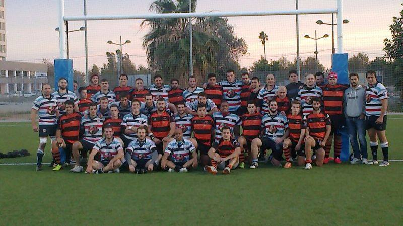 Segunda victoria en División de Honor B para el Fénix Club de Rugby