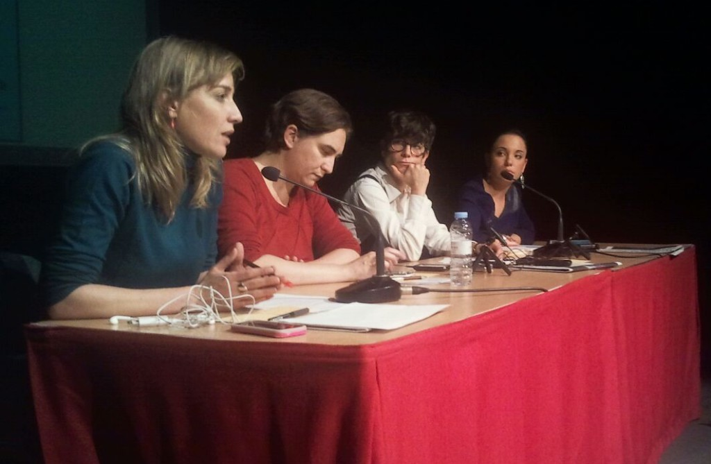Archivada la causa contra Tania Sánchez