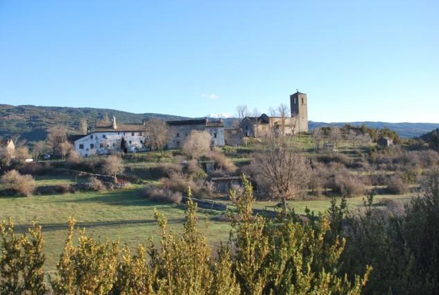 Alto Aragón en Común reclama un plan global para recuperar los pueblos