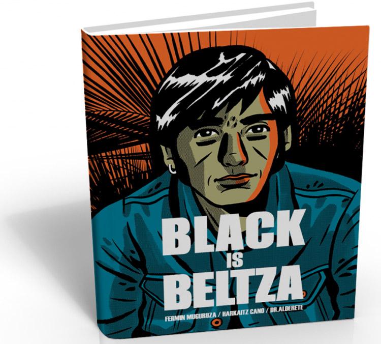 'Black is Beltza', el nuevo proyecto de Fermin Muguruza