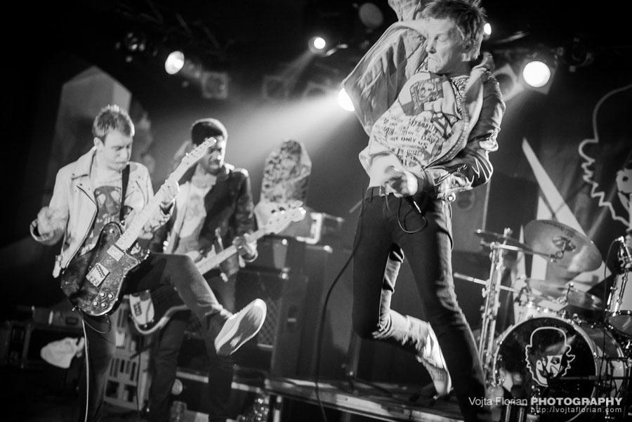 El punkrock post-adolescente de The Cyanide Pills esta noche en Zaragoza