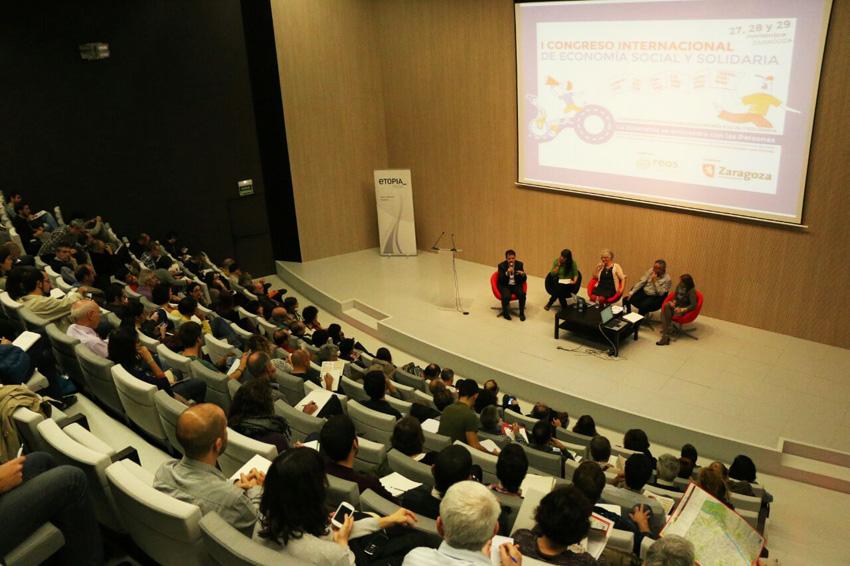 Presentan las conclusiones del I Congreso Internacional de Economía Social y Solidaria