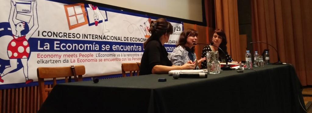 El Congreso ESyS cierra su programación este sábado con varios actos y la gala de premios a entidades de la Economía Solidaria