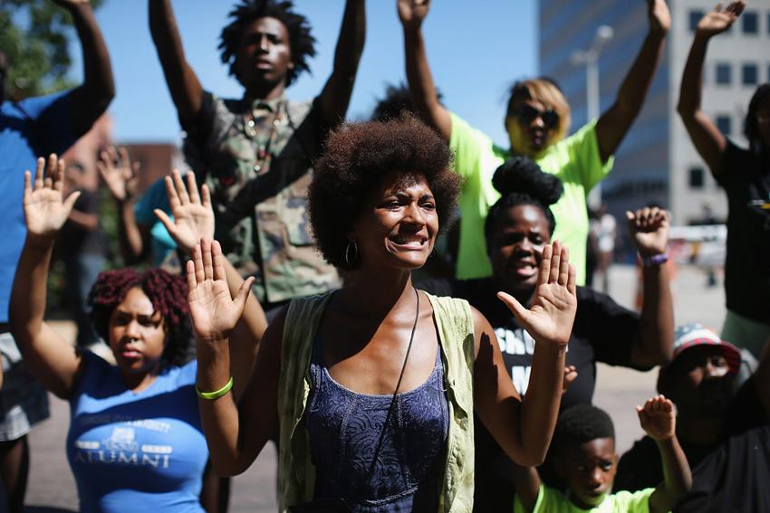 Ferguson, una de las ciudades más segregadas de Estados Unidos