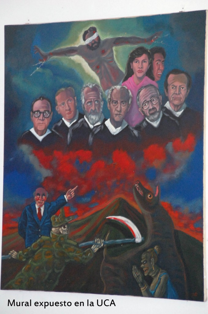 25 años de la Masacre Jesuita en El Salvador