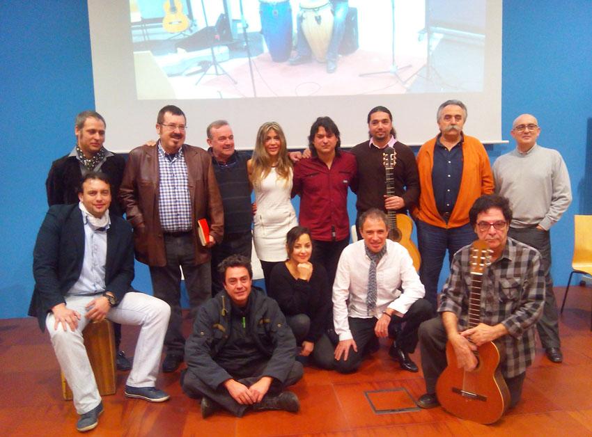 """La Orquesta Popular de la Magdalena presenta el disco """"Flamenco diásporo"""""""