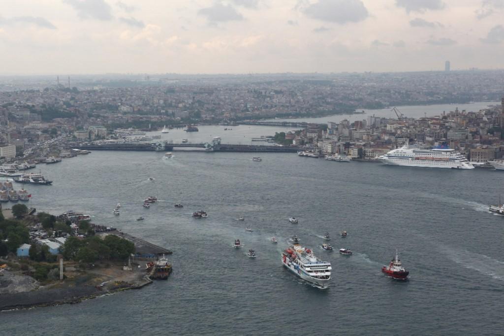 La CPI encuentra a Israel culpable de crímenes de guerra por el asalto al Mavi Marmara