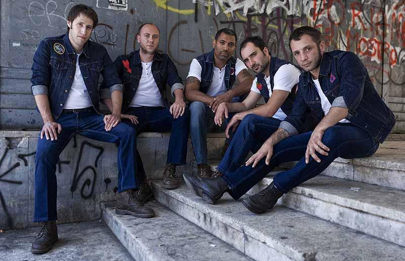 Los italianos Giuda por segunda vez en Zaragoza junto a Big Head Down