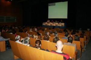 Imagen de las pasadas Jornadas de Economía Solidaria de REAS Aragón. Foto: @arainfonoticias