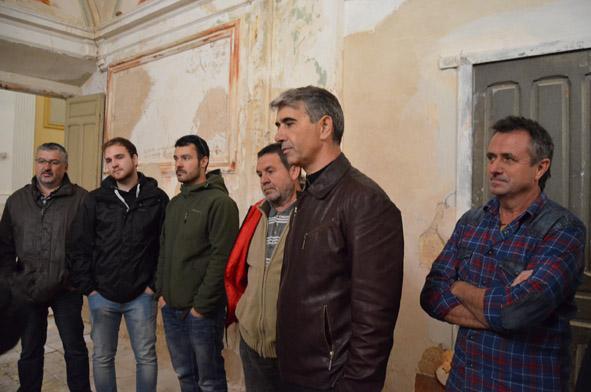 """CHA acusa a DGA y a la comarca de Os Monegros de """"menospreciar y dejar en el olvido más absoluto"""" a La Cartuja de Las Fuentes"""