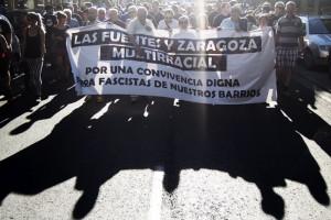Las calles de Zaragoza volverán a Foto: Diego Díaz (Archivo AraInfo)