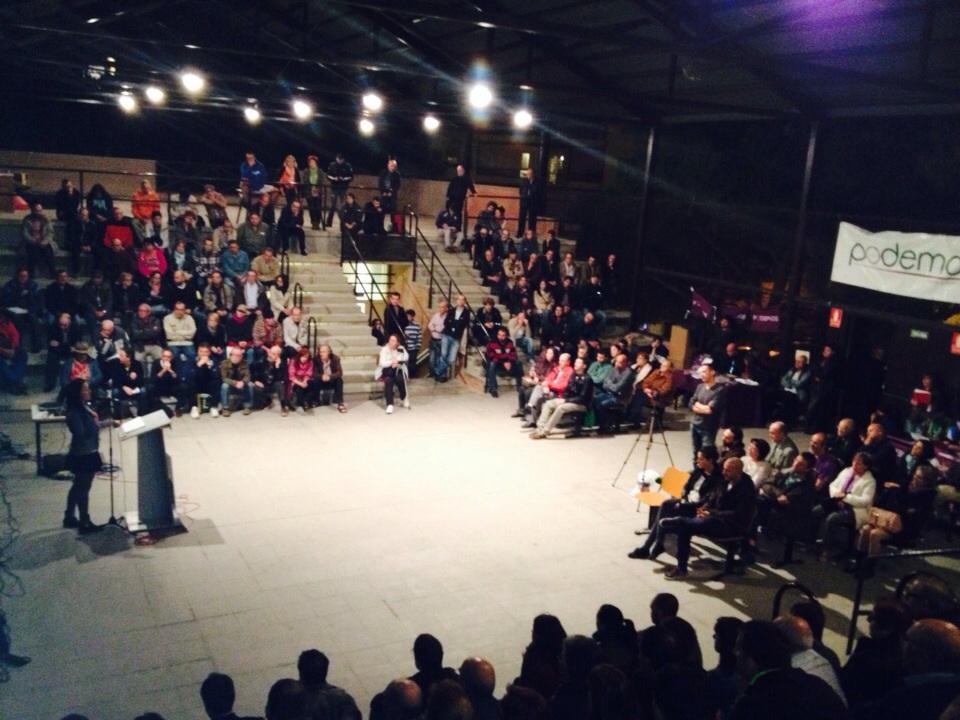 Podemos Zaragoza elige Secretario General y Consejo Ciudadano