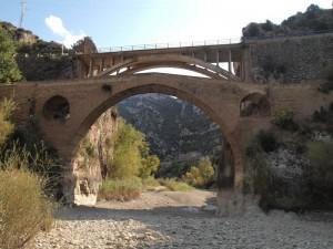 Río Ésera en Olvena. Foto: Ecologistas en Acción