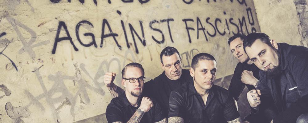 El streetcore antifascista de Toxpack llega a Zaragoza